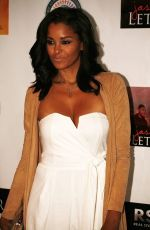 CLAUDIA JORDAN at Jason