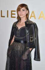 CLOTILDE COURAU at Elie Saab Show at Paris Fashion Week 03/03/2018