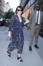 CONSTANCE ZIMMER at AOL Build Speaker Series in New York 07/18/2018