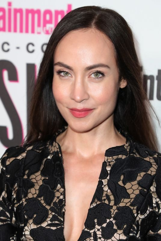 COURTNEY FORD at Entertainment Weekly Party at Comic-con in San Diego 07/21/2018