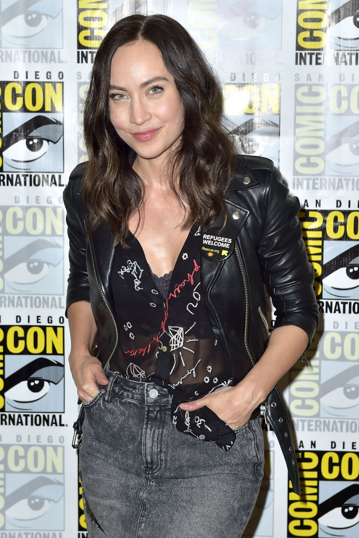 Courtney Ford Legends Of Tomorrow