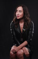 COURTNEY FORD at Variety Studio at Comic-con in San Diego 07/21/2018