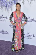 CRYSTAL LOWE at Hallmark Channel Summer TCA Party in Beverly Hills 07/27/2018