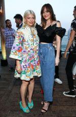 DAKOTA JOHNSON at 2nd Annual Maison St-Germain Event in Malibu 07/10/2018