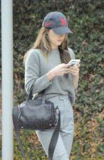 DAKOTA JOHNSON Out and About in Los Angeles 07/01/2018