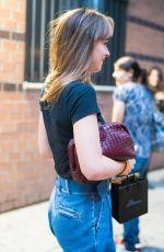 DAKOTA JOHNSON Shopping at Love, Adorned in New York 07/17/2018