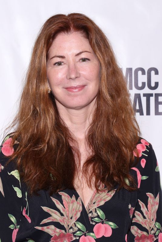 DANA DELANY at Collective Rage: A Play in 5 Betties Photocall in New York 07/16/2018
