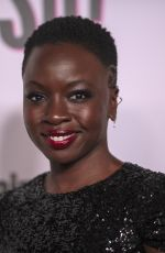 DANAI GURIRA at Entertainment Weekly Party at Comic-con in San Diego 07/21/2018