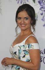 DANICA MCKELLAR at Hallmark Channel Summer TCA Party in Beverly Hills 07/27/2018
