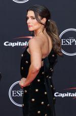 DANICA PATRICK at Espy Awards 2018 in Los Angeles 07/18/2018