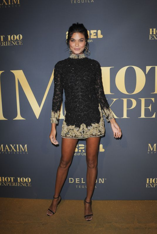 DANIELA BRAGA at Maxim Hot 100 Experience in Los Angeles 07/21/2018