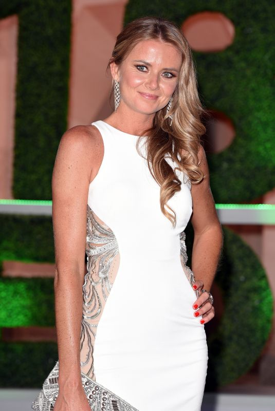 DANIELA HANTUCHOVA at Wimbledon Champions Dinner at Guildhall in London 07/15/2018