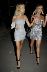 DANIELLE FOGARTY Night Out in Manchester 07/14/2018