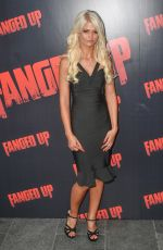 DANIELLE HAROLD at Fanged Up Premiere in London 07/25/2018