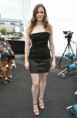 DANIELLE PANABAKER at Variety Studio at Comic-con in San Diego 07/21/2018