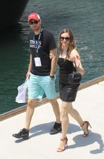 DANIELLE PANABAKER Out at Comic-con in San Diego 07/21/2018