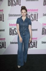 DANIELLE ROSE RUSSELL at Entertainment Weekly Party at Comic-con in San Diego 07/21/2018