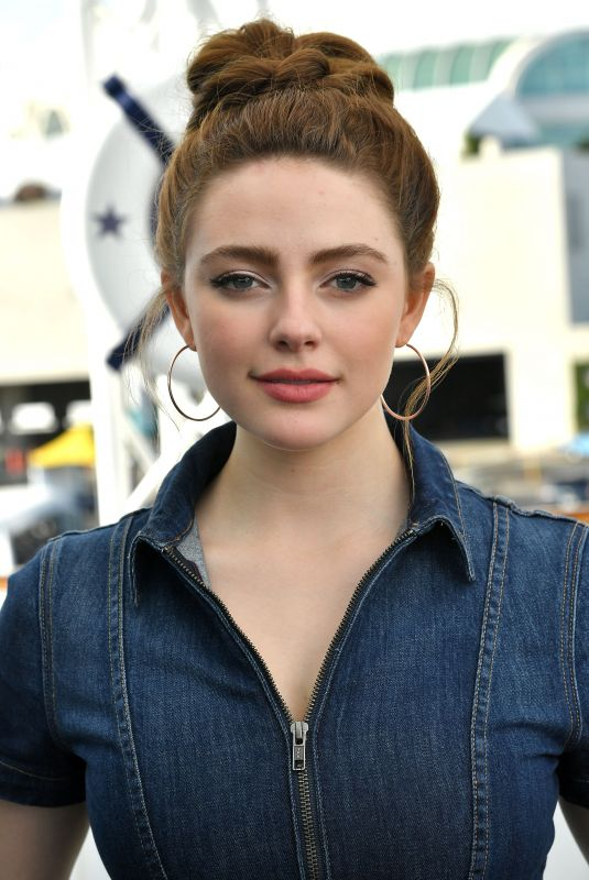 DANIELLE ROSE RUSSELL at Variety Studio at Comic-con in San Diego 07/21/2018