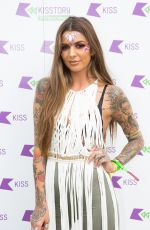 DARYLLE SEARGEANT at Kisstory on the Common in London 07/21/2018