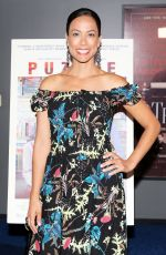 DAYA VAIDYA at Puzzle Premiere at Writers Guild Theater in Los Angeles 07/16/2018