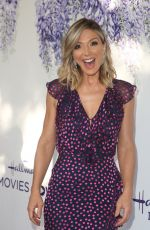 DEBBIE MATENOPOULOS at Hallmark Channel Summer TCA Party in Beverly Hills 07/27/2018