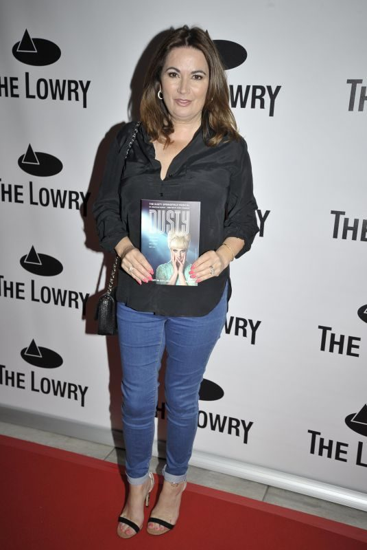 DEBBIE RUSH at Dusty Press Night in Manchester 07/24/2018