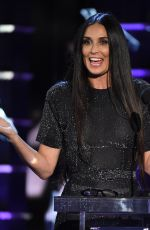 DEMI MOORE at Comedy Central Roast of Bruce Willis in Los Angeles 07/14/2018