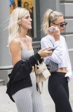DEVON WINDSOR Out and About in New York 07/27/2018