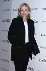 DIANE SAWYER at The Wife Screening in New York 07/26/2018