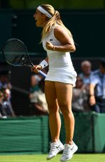 DOMINIKA CIBULKOVA at Wimbledon Tennis Championships in London 07/05/2018