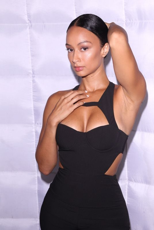 DRAYA MICHELE at We Belong Together Premiere in Los Angeles 07/27/2018