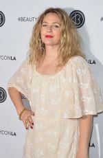 DREW BARRYMORE at Los Angeles Beautycon Festival 07/14/2018