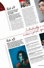 DUA LIPA in Female Magazine, July 2018