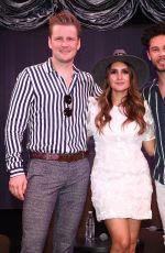 DULCE MARIA at Billboard Latin Music Showcase Press Conference in Mexico City 07/18/2018