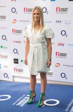 EDITH BOWMAN at O2 Silver Clef Awards in London 07/06/2018