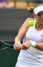 EKATERINA MAKAROVA at Wimbledon Tennis Championships in London 07/04/2018