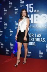 ELA VELDEN at HBO Latin America 15th Anniversary in Mexico City 07/18/2018
