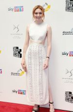 ELEANOR TOMLINSON at South Bank Sky Arts Awards in London 07/01/2018