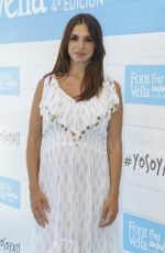 ELENA FURIASE at Yo Soy Asi Campaign Launch in Madrid 07/17/2018