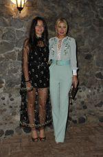 ELEONORA GAGGERO at Ischia Global Opening Dinner Gala at Hotel Regina Isabella 07/15/2018