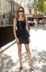 ELISA BACHIR BEY at Zuhair Murad Fashion Show in Paris 07/04/2018