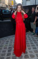 ELISA SEDNAOUI at Vogue Paris Foundation Gala in Paris 07/03/2018