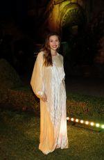 ELIZABETH OLSEN at 3rd Annual Rosetta Getty