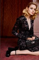 ELLE FANNING for Miu Miu Fall/Winter 2018 Campaign