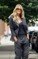 ELLE MACPHERSON Out and About in New York 07/27/2018