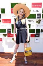 ELLIE BAMBER at Audi Polo Challenge in Berkshire 06/30/2018