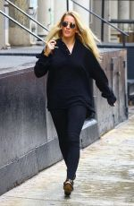 ELLIE GOULDING Out and About in New York 07/28/2018