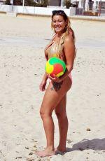 ELLIE YOUNG in Bikini at a Beach in Cape Verde 07/03/2018