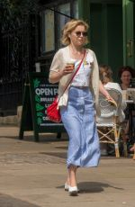EMILIA CLARKE Out and About in London 07/05/2018