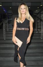EMILY ATACK at BT Plus Great Indoors Launch Party in London 07/13/2018